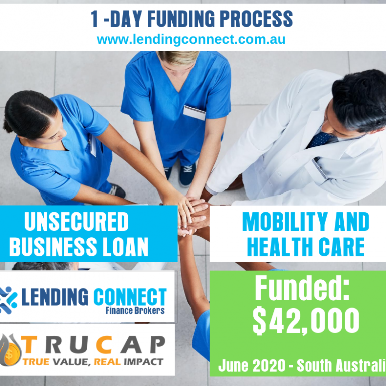 Small Business Loans - Health Care Centre