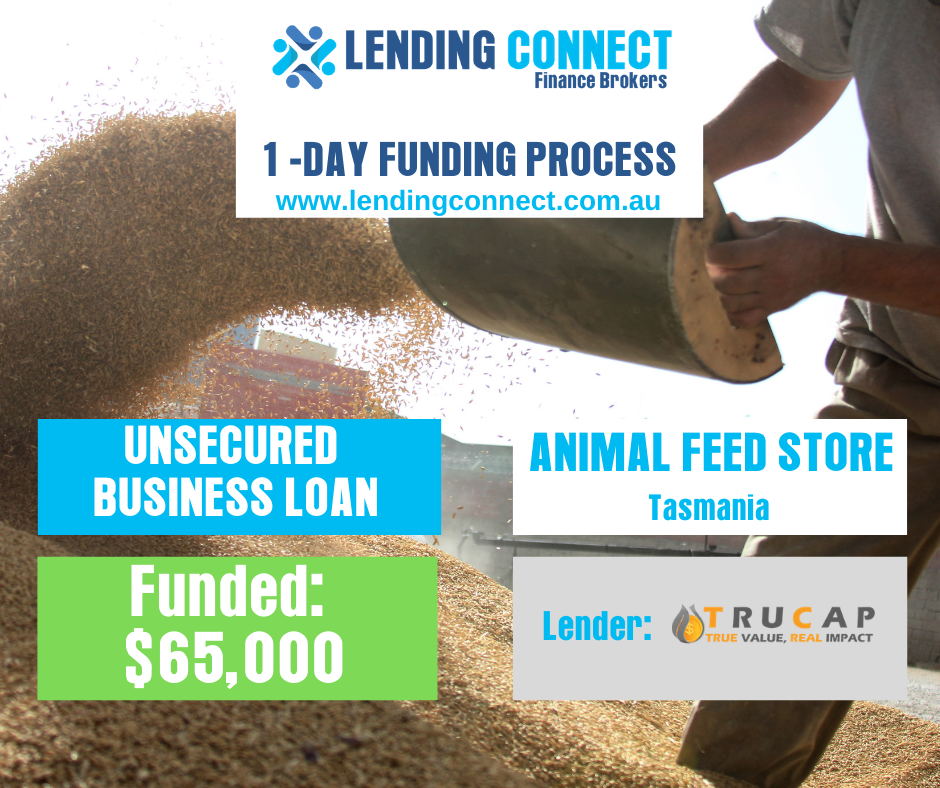 animal store loan for your small business