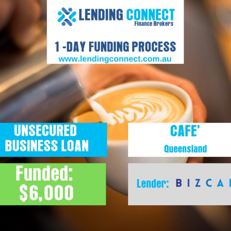 cafe loan