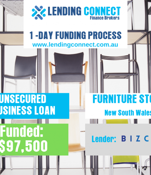 furniture store loan