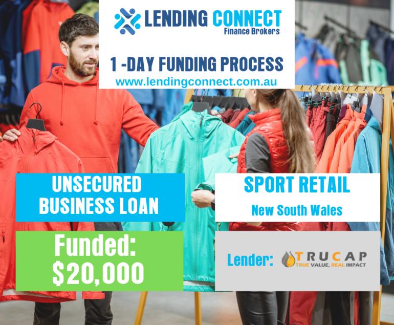 sport retail loan