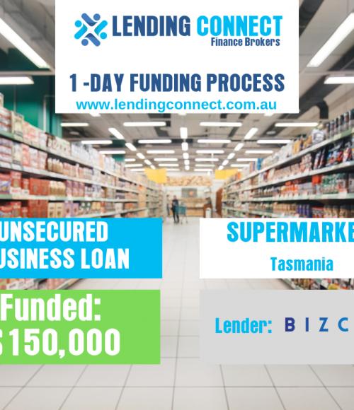 supermarket loan