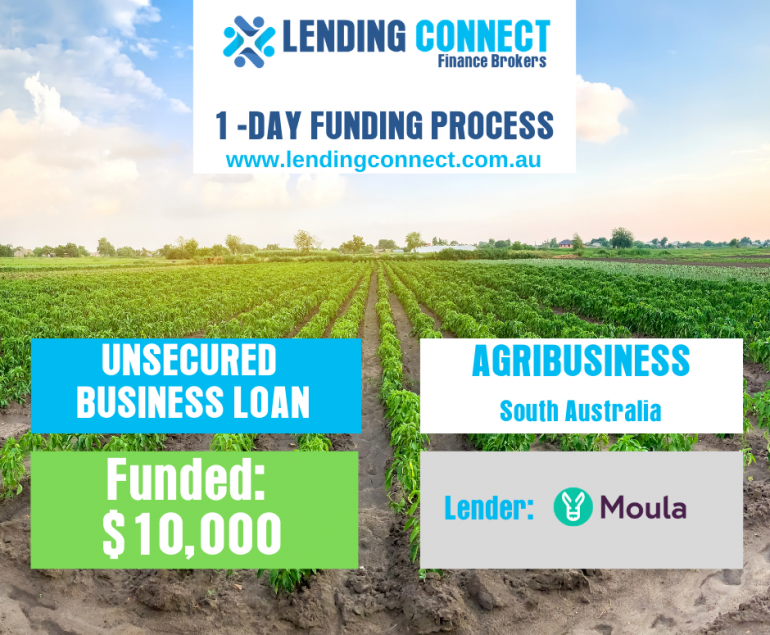 agribusiness loan