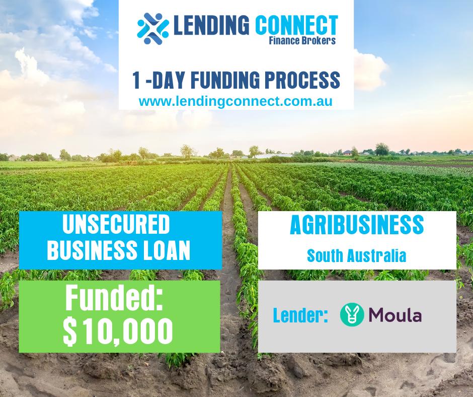 agribusiness loan
